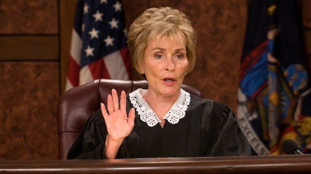 Fake Reality TV Shows Judge Judy
