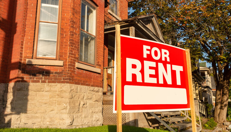 for-rent-sign-house